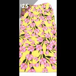 NWT LuLaRoe TC2 Leggings Floral